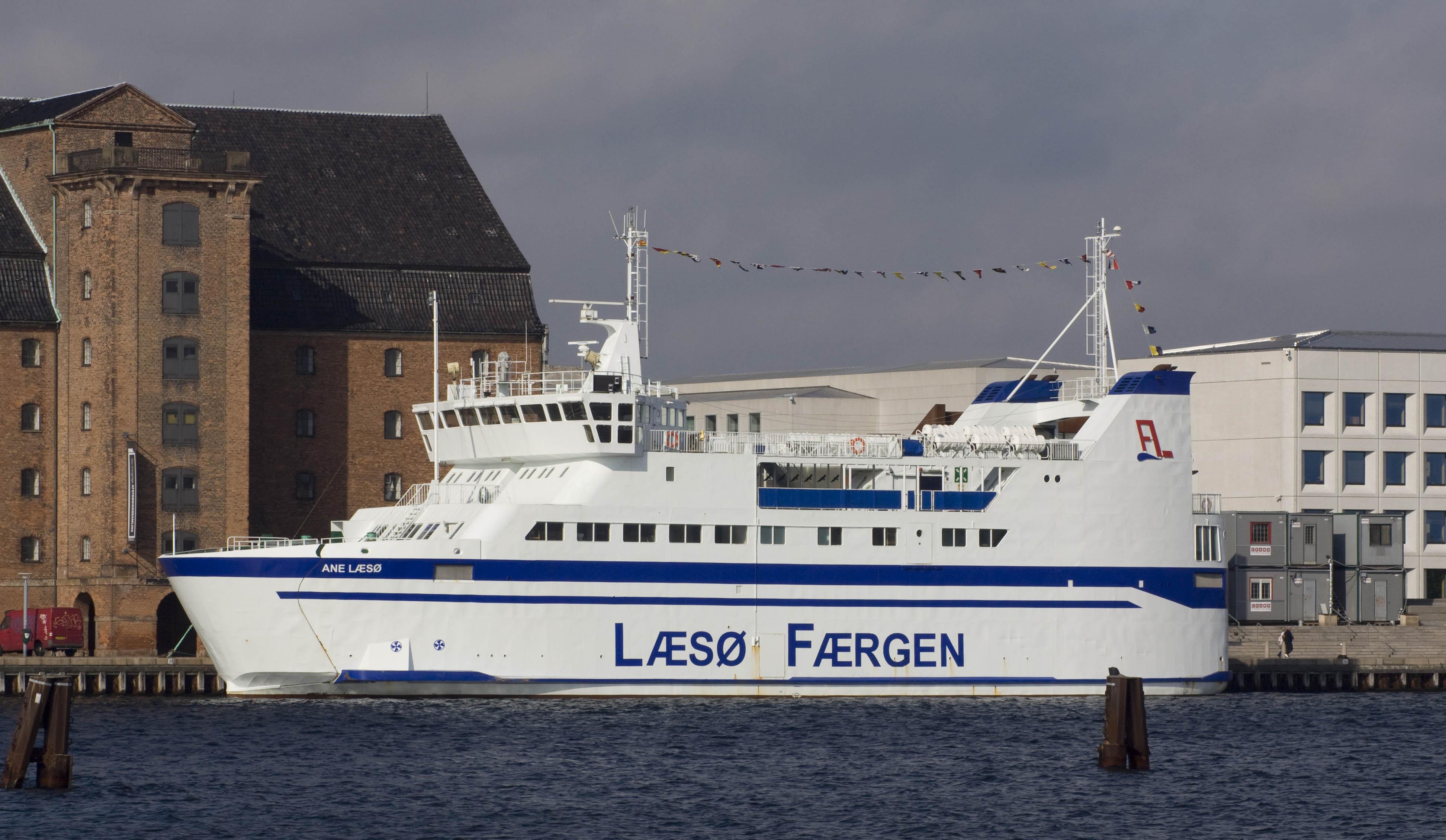 Ane Læsø i København 03.10.2012