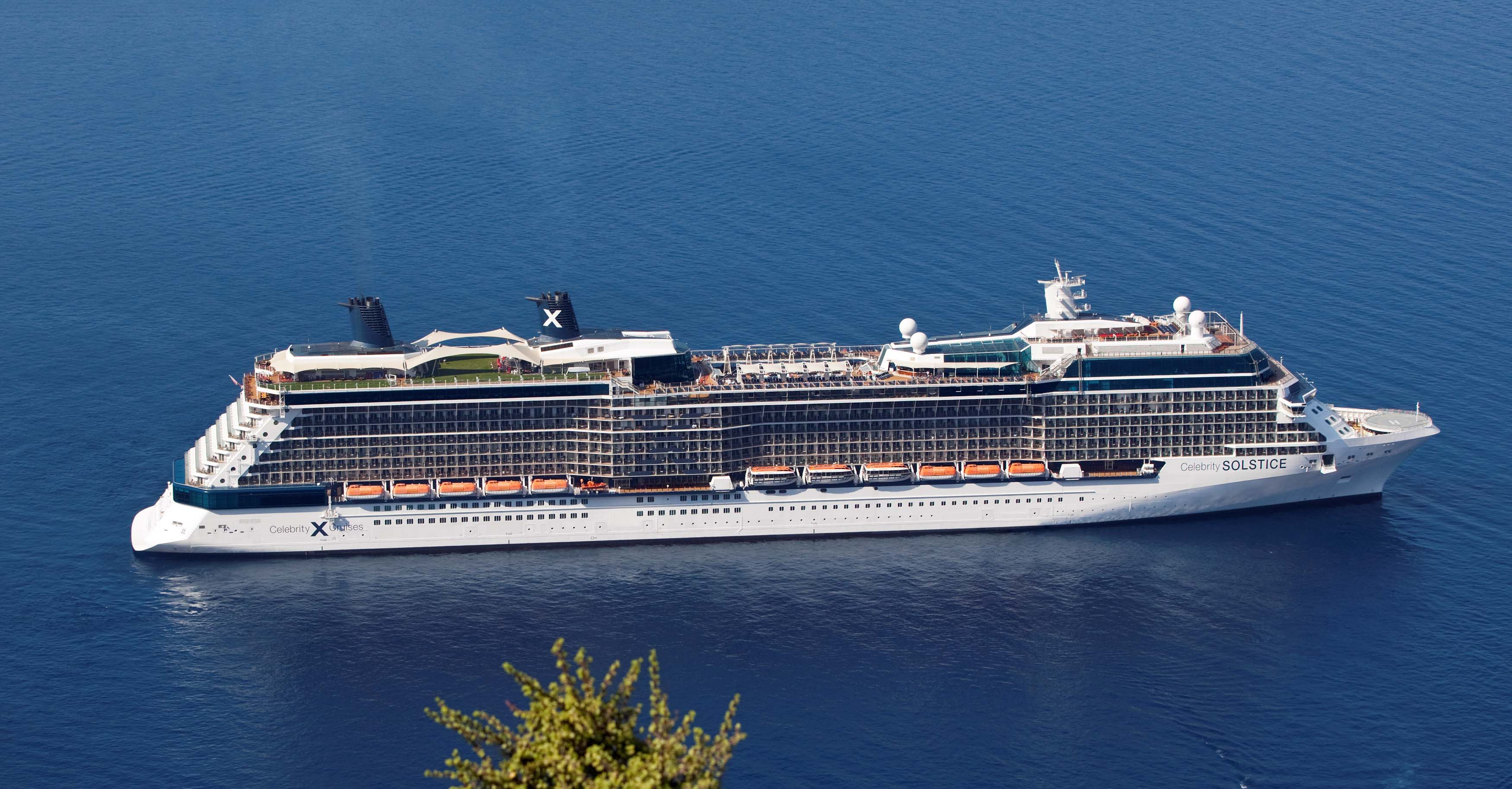 Celebrity Solstice Cruise Itinerary and Sailing Calendar ...