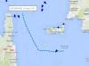 Costa Concordia slæbet 26. juli 2014