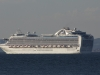 Crown Princess 22. juli 2013