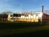 Højby Hallen brændt 10. december 2013