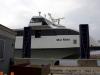 Mai Mols ved Odden havn 5. august 2010