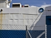 På Mercandia 8 kan skimte dens tidligere navn - Superflex Bravo Nyborg - 22 juli 2012
