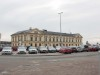 Sundbuss Terminal i Helsingborg 15. februar 2014