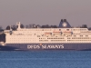 Princess Seaways 16. februar 2016