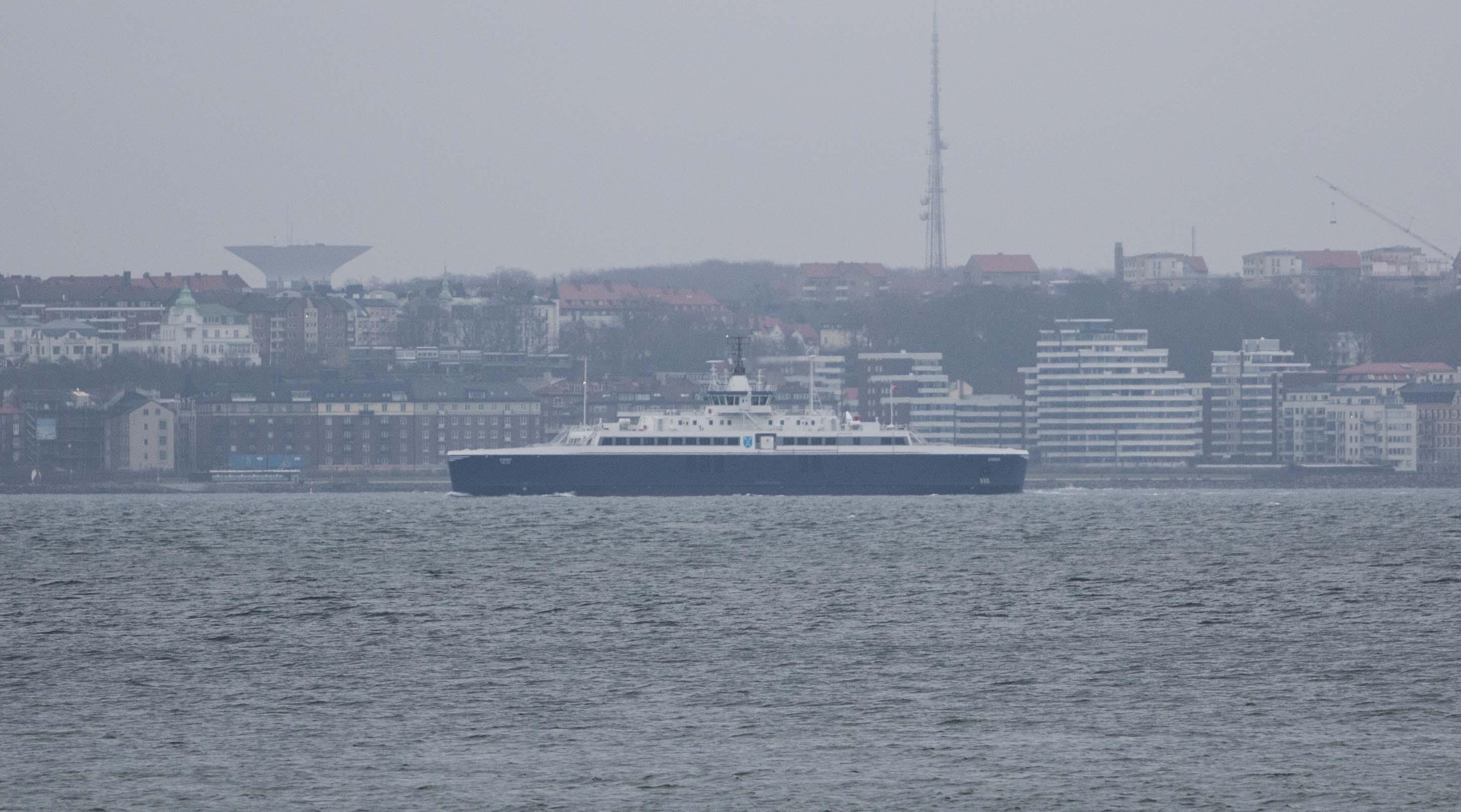 Samsø 11. februar 2014