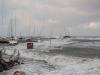 Stormen Bodil rammer Gilleleje 6. december 2013