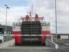 Tunøfærgen 21. februar 2014