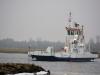 Udbyhøj Kabelfærge 27. december 2009