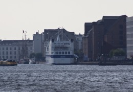 Ane Læsø i København 3. oktober 2012