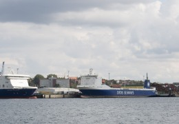 Botnia Seaways 19. august 2014
