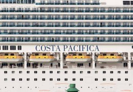 Costa Pacifica 6. august 2016