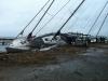 Efter stormen Bodils raseren 6. december 2013