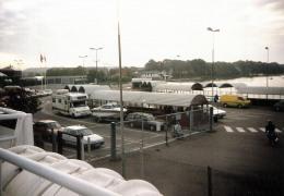 Opmarchområdet ved Fåborg Gelting færgen 30. september 1994