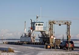 Sallingsund 29. december 2009