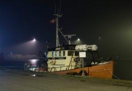 Polaris i Frederikshavn 27. december 2009