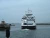 Isefjord indvies og skal ud på sin jomfrurejse. 17 maj 2013