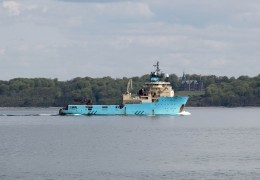 Mærsk Lifter 2. maj 2014