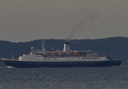 Marco Polo 3. august 2011