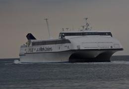 Mie Mols ved Odden havn 5. august 2010