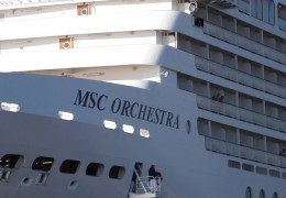 MSC Orchestra 22. juni 2014
