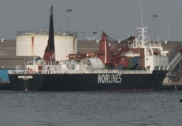 Nordvåg 23. februar 2014