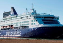 Pearl Seaways 5. marts 2011