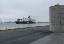 Pearl Seaways 13. januar 2017