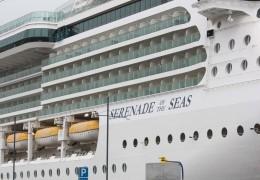 Serenade of the Seas 9. maj 2015
