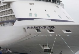 Seven Seas Voyager 14. august 2013