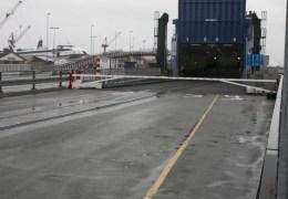Stena Scanrail 22. februar 2014