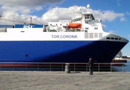 Tor Corona 26. marts 2011