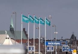 Forsea Ferries nye flag 8. februar 2019
